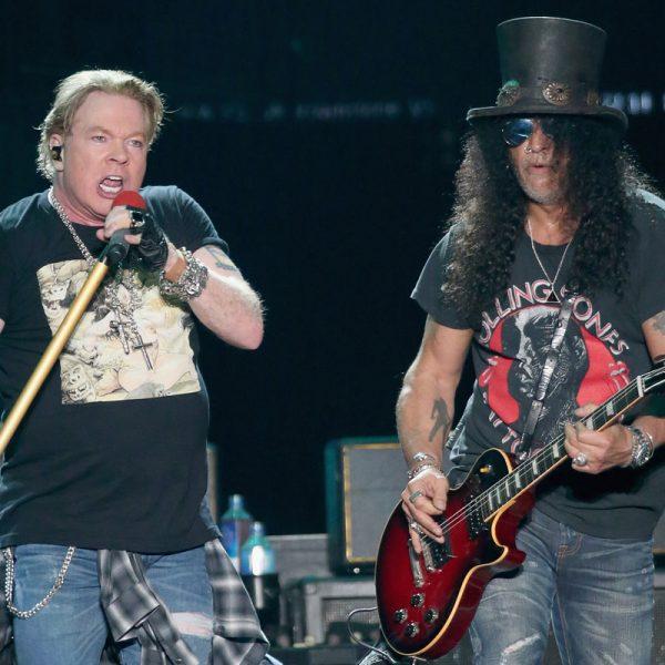Guns N' Roses Release New Song 'Hard Skool'