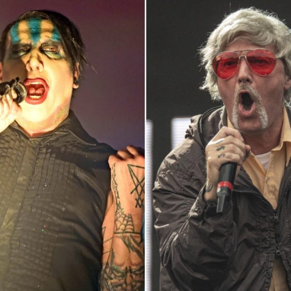 Why Marilyn Manson And Limp Bizkit's Fred Durst Hated Each Other
