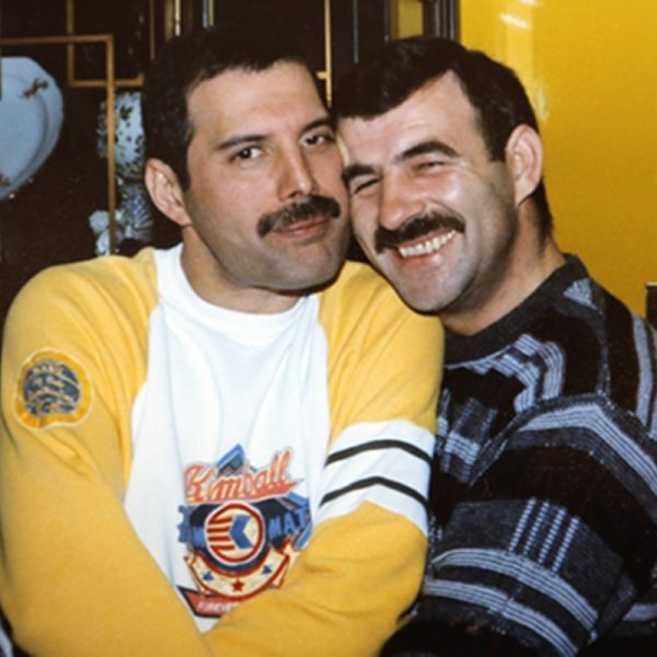 The Money Freddie Mercury Left His Boyfriend Jim Hutton Is Way Less Than Expected