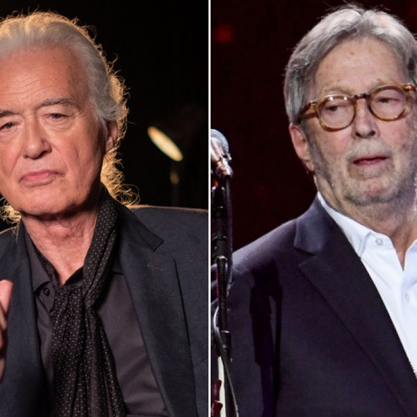Did Jimmy Page And Eric Clapton Have A Problematic Relationship?