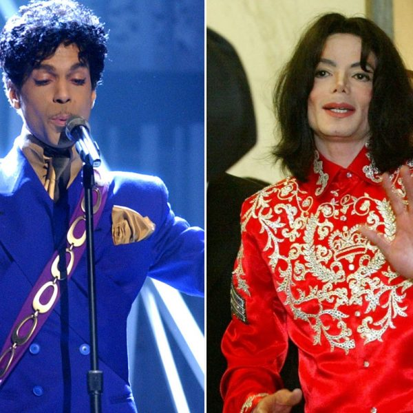 The Time Michael Jackson Called Prince 'A Meanie' After Seeing His Show