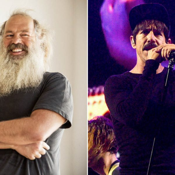 Rick Rubin Shares His First Reaction To New Red Hot Chili Peppers Album