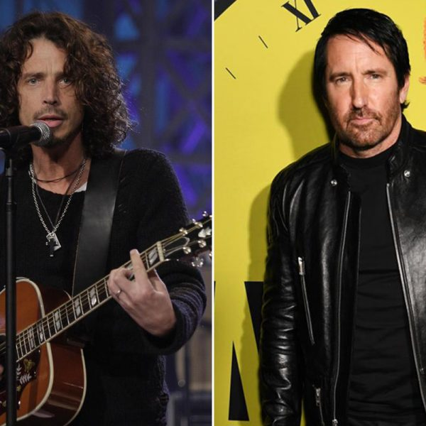 The Feud Between Chris Cornell And Trent Reznor