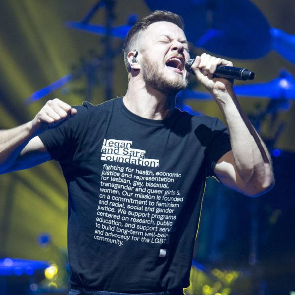 The Reason Dan Reynolds Enjoyed Getting Punched In The Face 20 Times