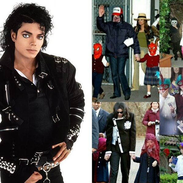 Why Did Michael Jackson Make His Children Wear Masks To Hide Their Faces?