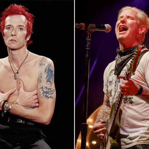 When Slipknot's Corey Taylor Called Scott Weiland 'A Lazy Piece Of Sh*t'