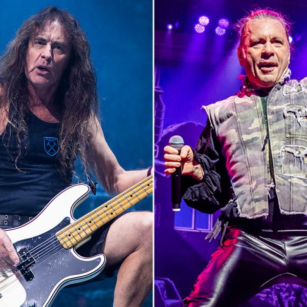 When Bruce Dickinson Called Steve Harris 'Ruthless' And Exposed Their Problematic Relationship