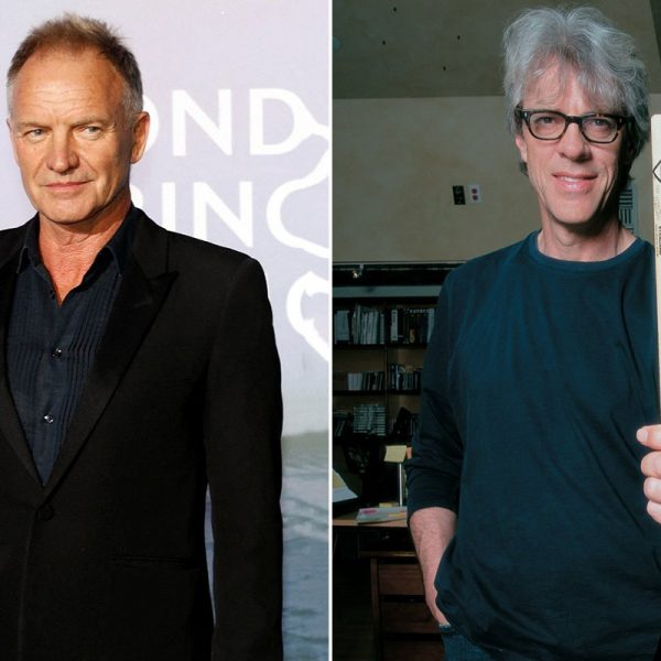 The Time Sting And Stewart Copeland Physically Attacked Each Other