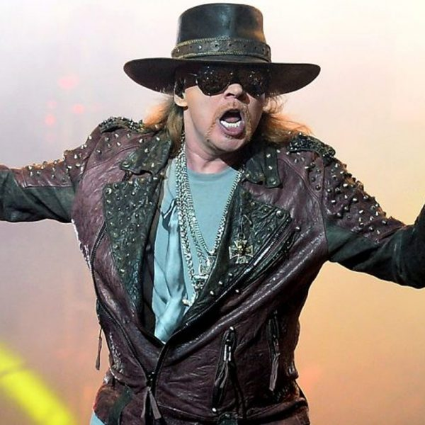 The Time Axl Rose Was Arrested During A Guns N' Roses Show