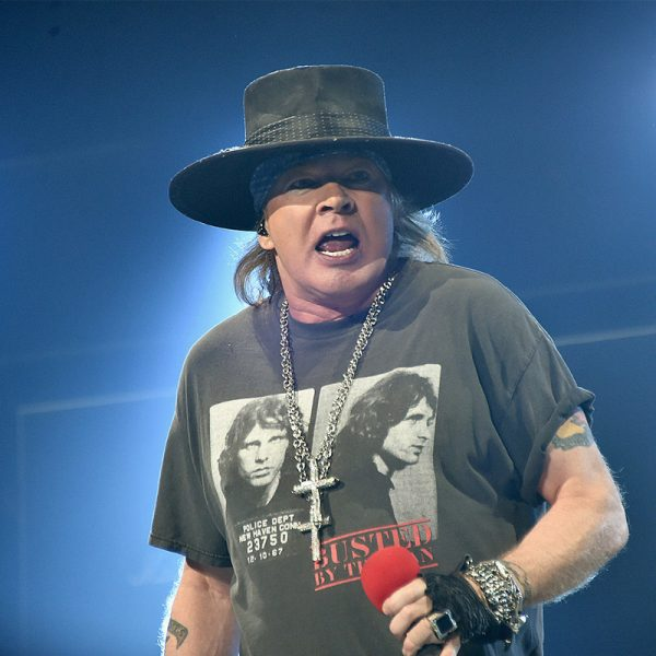 The Person Who Forced Axl Rose To Perform By Pointing A Gun At Him