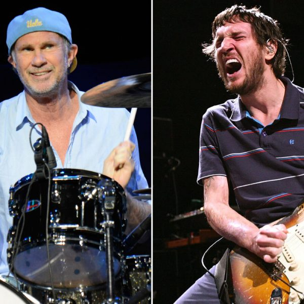 Chad Smith Says John Frusciante Is So Dedicated To New Red Hot Chili Peppers Album