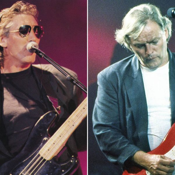Roger Waters' Unforgettable Counter Attack To David Gilmour
