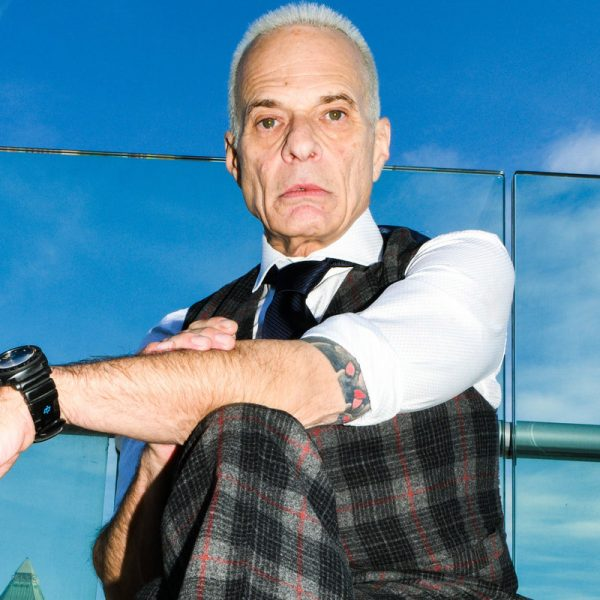 The Story Of David Lee Roth's Creepy Stalker Who Followed Him For Seven Years