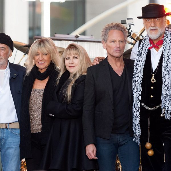 The Love Triangle That Almost Destroyed Fleetwood Mac