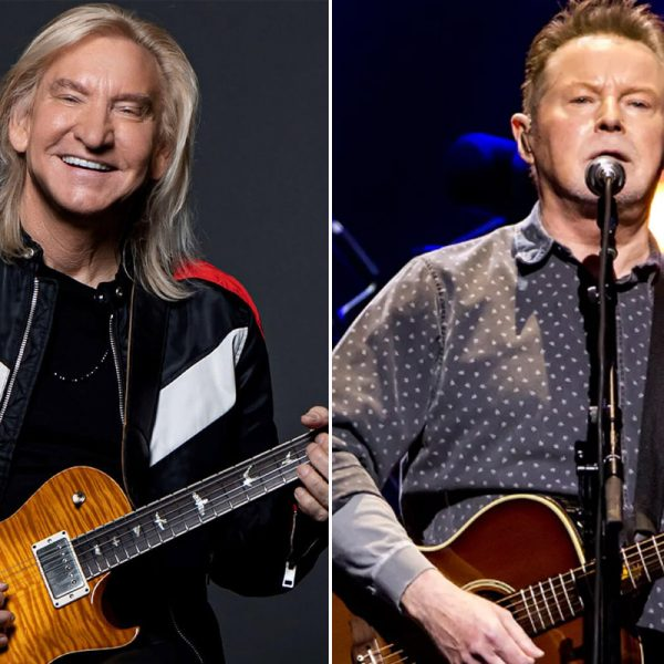 When Joe Walsh Tried To Circumcise Don Henley In His Sleep