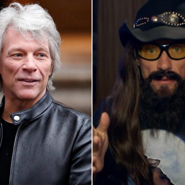 The Reason Jon Bon Jovi Dressed Up To Hide His Identity At A Karaoke Bar