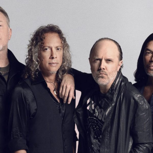 The Song In Which Metallica Used 5 Different Instruments Except For Classic Metal Ones