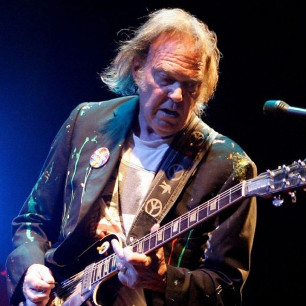 The Truth Behind Neil Young's Nickname 'The Godfather Of Grunge'