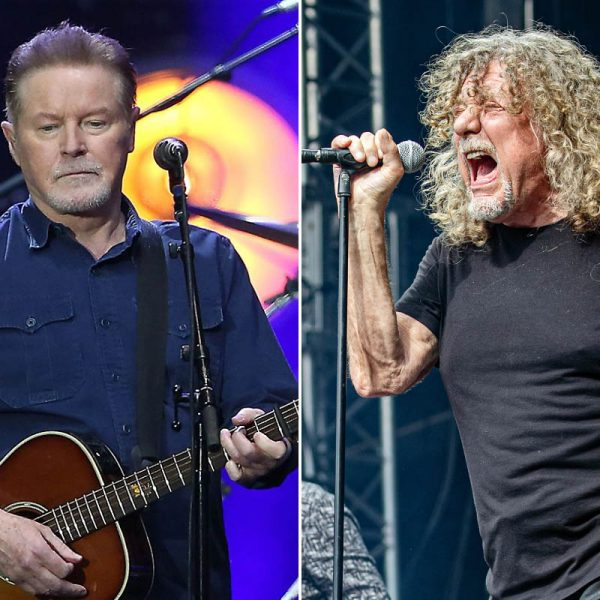 The Reason Don Henley Mocked Robert Plant's Lack Of Vocal Capabilities