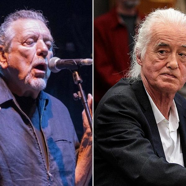 Robert Plant's Led Zeppelin Decision That Drove Jimmy Page Crazy