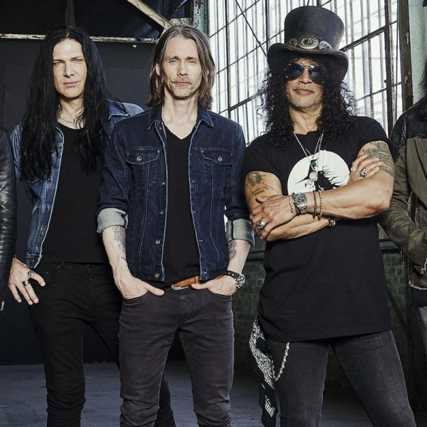 Slash Announces New Album '4' And Releases New Music Video For 'The River Is Rising'