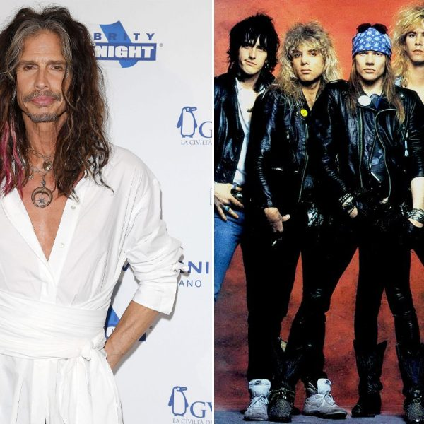 Steven Tyler's Lesser-Known Role In Guns N' Roses Reunion