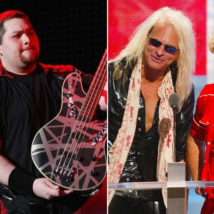 Wolf Van Halen Discusses Possible Reunion With Sammy Hagar And David Lee Roth